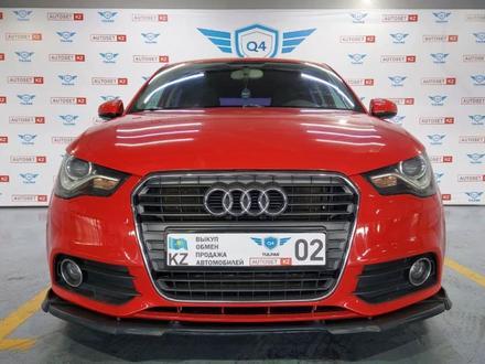 Audi A1 2013 года за 7 200 000 тг. в Алматы – фото 2