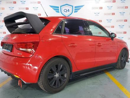 Audi A1 2013 года за 7 200 000 тг. в Алматы – фото 3