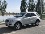Mercedes-Benz ML 350 2006 года за 4 400 000 тг. в Кызылорда – фото 3