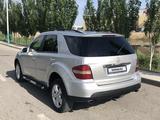 Mercedes-Benz ML 350 2006 года за 4 400 000 тг. в Кызылорда – фото 5