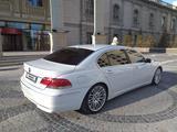 BMW 745 2004 года за 3 500 000 тг. в Алматы – фото 4