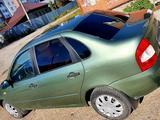 ВАЗ (Lada) Kalina 1118 (седан) 2008 года за 850 000 тг. в Костанай – фото 5