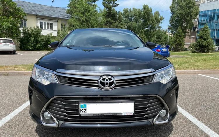 Toyota Camry 2015 года за 9 100 000 тг. в Алматы