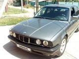 BMW 520 1991 года за 1 150 000 тг. в Шамалган – фото 4