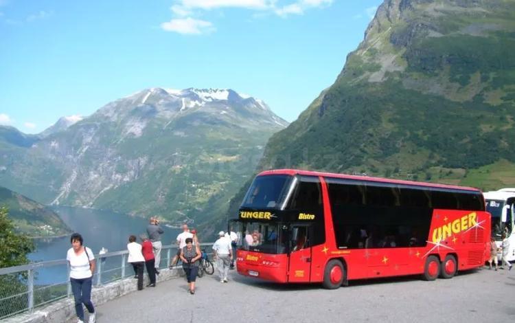 Пассажирские перевозки на VIP автобусах, аренда авто с водителем в Шымкент