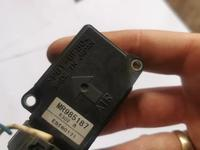 Валюметр датчик расхода воздуха мицубиси MR985187 за 15 000 тг. в Алматы