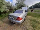 Mercedes-Benz S 500 1998 года за 2 400 000 тг. в Талдыкорган – фото 4