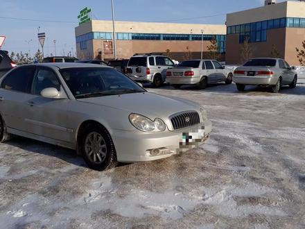 Hyundai Sonata 2003 года за 100 000 тг. в Нур-Султан (Астана)