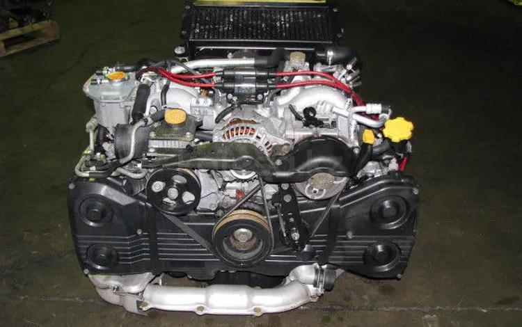 Двигатель EJ20 на Subaru за 220 000 тг. в Алматы