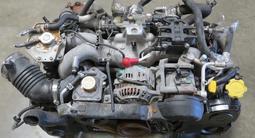 Двигатель EJ20 на Subaru за 280 000 тг. в Алматы – фото 2