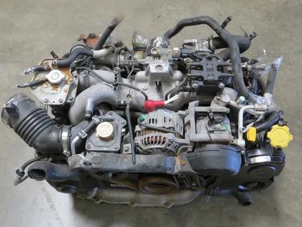 Двигатель EJ20 на Subaru за 220 000 тг. в Алматы – фото 2