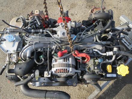 Двигатель EJ20 на Subaru за 220 000 тг. в Алматы – фото 4