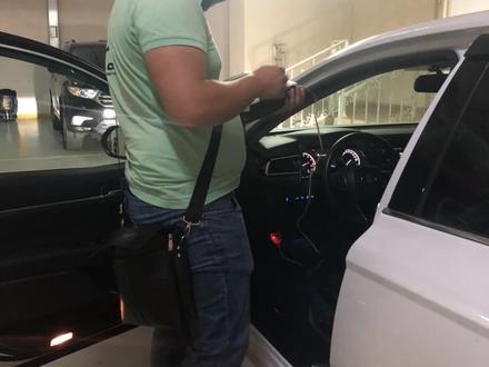 Toyota Camry 2019 года за 12 600 000 тг. в Нур-Султан (Астана) – фото 18