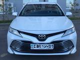 Toyota Camry 2019 года за 12 300 000 тг. в Нур-Султан (Астана) – фото 2