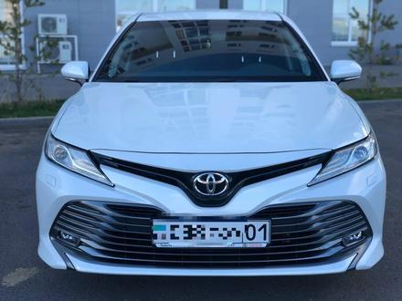 Toyota Camry 2019 года за 12 600 000 тг. в Нур-Султан (Астана) – фото 2