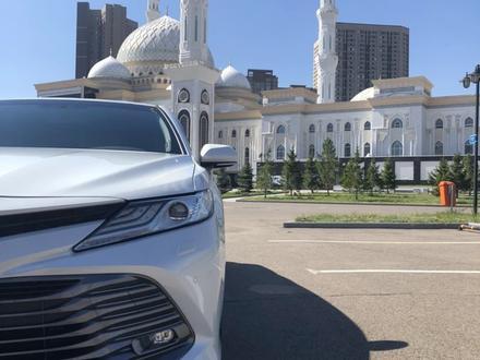 Toyota Camry 2019 года за 12 600 000 тг. в Нур-Султан (Астана) – фото 20