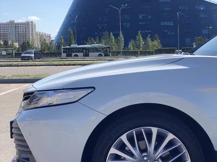 Toyota Camry 2019 года за 12 600 000 тг. в Нур-Султан (Астана) – фото 22