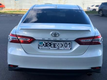 Toyota Camry 2019 года за 12 600 000 тг. в Нур-Султан (Астана) – фото 5