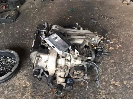 Двигатель Toyota Estima 2.4 за 100 тг. в Алматы