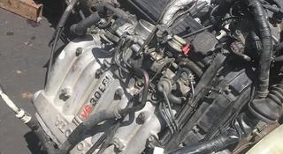 Двигатель 3 vz-e за 1 700 тг. в Караганда