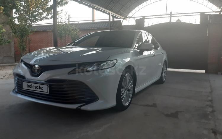 Toyota Camry 2019 года за 15 000 000 тг. в Шымкент