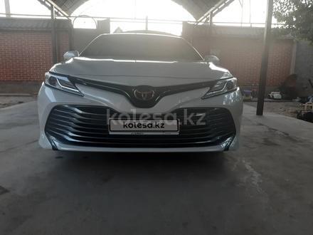 Toyota Camry 2019 года за 15 000 000 тг. в Шымкент – фото 3