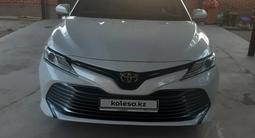 Toyota Camry 2019 года за 15 000 000 тг. в Шымкент – фото 4