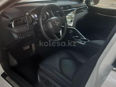 Toyota Camry 2019 года за 15 000 000 тг. в Шымкент – фото 8