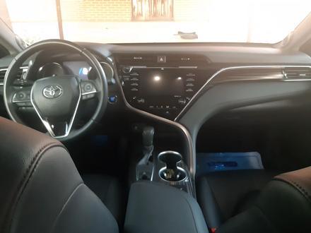 Toyota Camry 2019 года за 15 000 000 тг. в Шымкент – фото 11