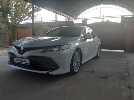 Toyota Camry 2019 года за 15 000 000 тг. в Шымкент – фото 19
