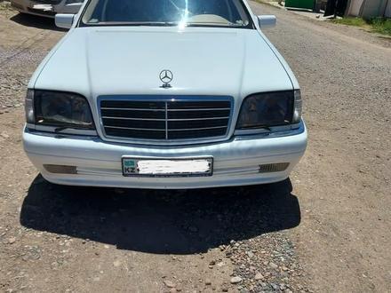 Mercedes-Benz S 500 1997 года за 3 600 000 тг. в Алматы – фото 9