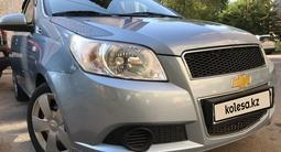 Chevrolet Aveo 2012 года за 2 650 000 тг. в Алматы – фото 4