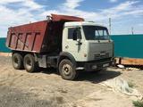 КамАЗ  55111 2006 года за 7 000 000 тг. в Атырау – фото 3