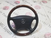 Руль на Mercedes-Benz w220 за 179 008 тг. в Владивосток