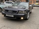 Audi A8 2001 года за 2 200 000 тг. в Алматы – фото 2