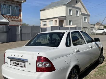 ВАЗ (Lada) Priora 2170 (седан) 2018 года за 2 200 000 тг. в Костанай – фото 2