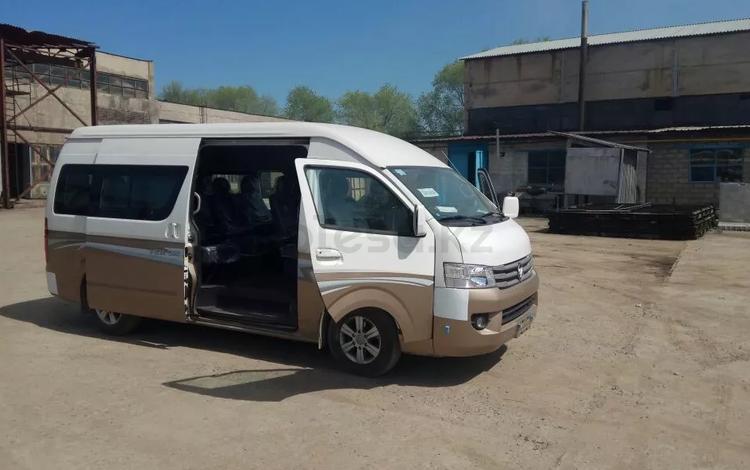 Foton  микроавтобус foton 2017 года за 12 000 000 тг. в Алматы