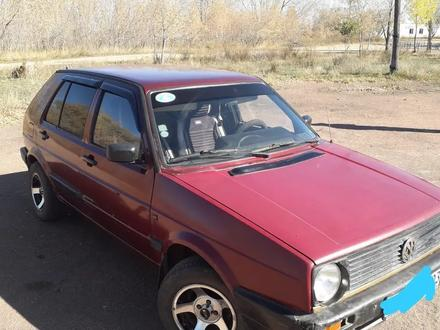 Volkswagen Golf 1989 года за 550 000 тг. в Степногорск