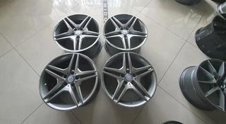 Комплект новых дисков r18 5*112 Mercedes за 190 000 тг. в Нур-Султан (Астана)