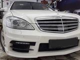 Комплект обвеса WALD Black Bison для w221 Mercedes Benz S… за 310 000 тг. в Алматы