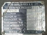 Puch Pinzgauer 1979 года за 4 500 000 тг. в Караганда – фото 4
