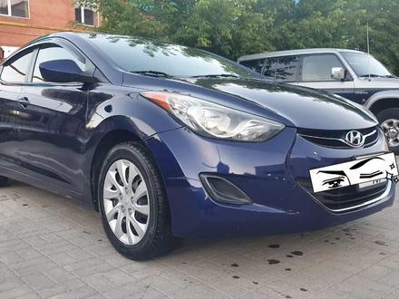 Hyundai Elantra 2011 года за 2 600 000 тг. в Актобе
