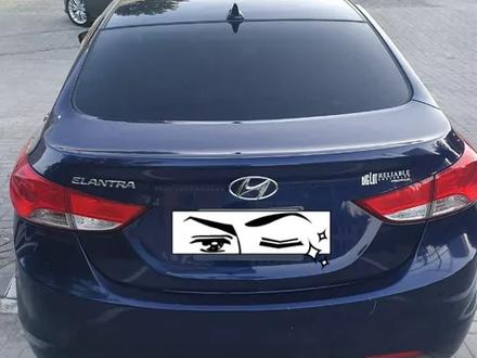 Hyundai Elantra 2011 года за 2 600 000 тг. в Актобе – фото 3