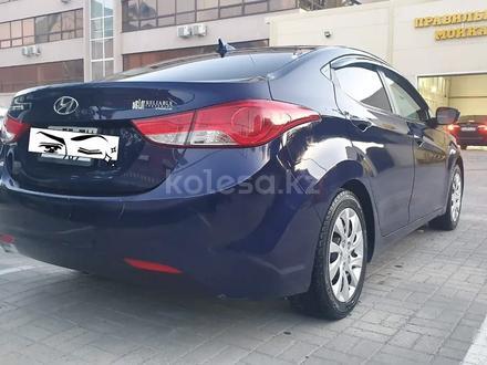 Hyundai Elantra 2011 года за 2 600 000 тг. в Актобе – фото 5