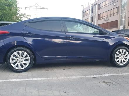 Hyundai Elantra 2011 года за 2 600 000 тг. в Актобе – фото 12