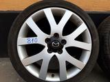 # 810 Диски на Mazda r18.5X114.3 за 110 000 тг. в Алматы – фото 2