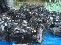 Двигатель EJ25 EJ20 за 255 000 тг. в Алматы