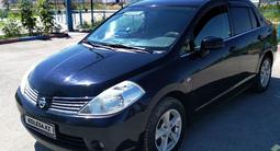 Nissan Tiida 2007 года за 3 242 000 тг. в Жанаозен