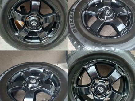 Легкосплавные литые колесные дискиINDYANA, R18 за 250 000 тг. в Алматы – фото 3