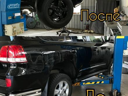 Легкосплавные литые колесные дискиINDYANA, R18 за 250 000 тг. в Алматы – фото 4